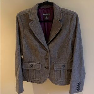 Beautiful & Preppy Tweed Jacket